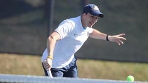 Ganiev, Yanes earn USA South All-Conference honors for men's